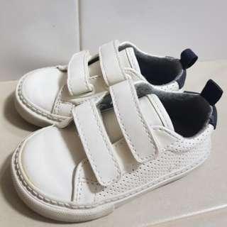 GAP Toddler White Shoes