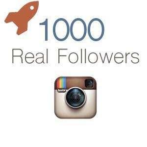 IG Instagram 1000 Followers 粉絲