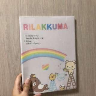 Rilakuma Notebook
