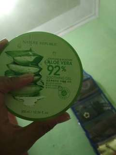 Nature Republic Aloevera 92% ORI