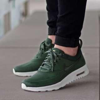 二手 Nike WMNS Air Max Thea Premium 女裝 運動鞋 (AIR JORDAN WMNS HUARACHE FLYKIT)