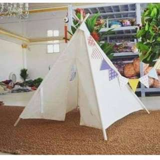Teepee Tent Large Size