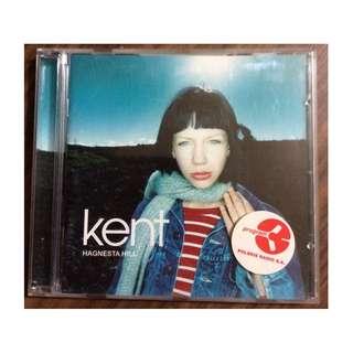 NM Kent cd hagnesta hill.sweden indie alt rock
