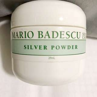 Brand New Mario Badescu Silver Powder
