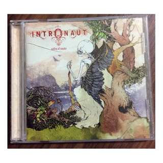 Nm intronaut valley of smoke cd metal