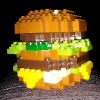 Macdonald hamburger special edition