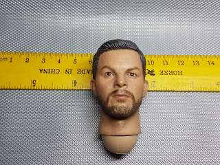 1/6 Scale MT005 Red Wing - Mark Wahlberg Head Sculpt