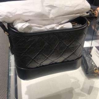 Chanel Brand new Gabrielle black hobo bag