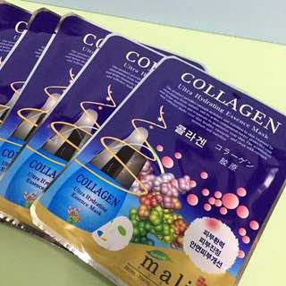 韓國Collagen骨膠原保濕精華mask