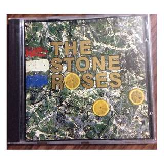 NM Stone roses cd self titled indie uk rock