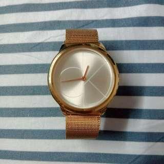 CK Gold Watch
