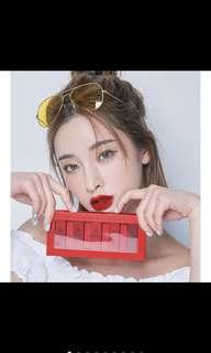 3CE Red Recipe Mini Lip Kit Inspired