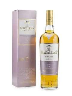 Macallan 17年 Fine Oak