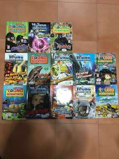 Young Scientists' magazines