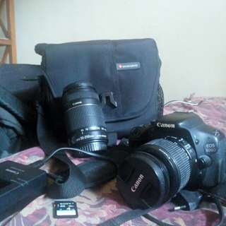 Canon 600D 2nd