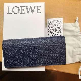 全新Loewe 銀包