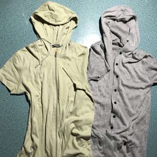 T-Shirt type with Hood