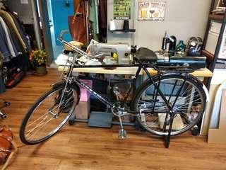 舊上海鳳凰牌單車