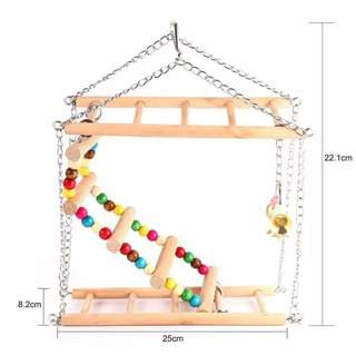 [Pre-order] Bird parrot toy - Climbing Ladder
