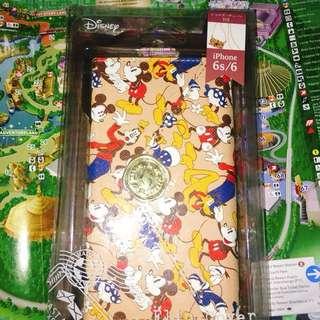 迪士尼mickey iPhone 6s 電話套