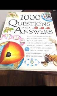 1000 Questions & Answer Book