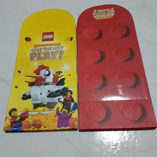 LEGO Red Packet