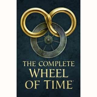 The Complete Wheel of Time (The Wheel of Time omnibus) by Robert Jordan, Brandon Sanderson