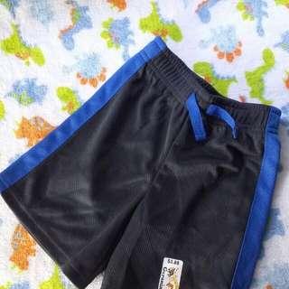 3T Garanimals Solid Mesh Taped Short Rib (Greystone/Blue)