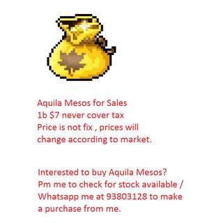 Maplesea Mesos
