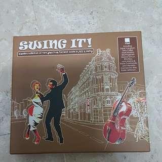 Swing It! Jazz & Swing Best Vocals CD