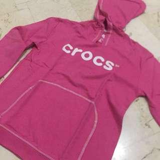 Hoodie merk crocs