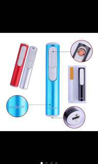 USB Rechargeable Battery Flameless Cigarette Lighter