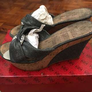 SANDAL HEELS GUESS AUTHENTIC