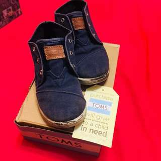 Toms Kids Formal/Informal Boy Shoes