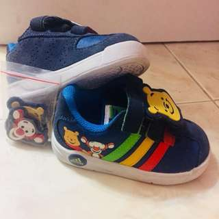 Adidas Kids Shoes Original Winnie The Pooh and The Tiger