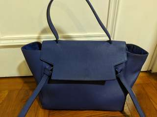 Celine Belt Bag Blue
