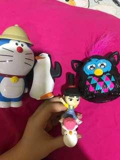 Mix toys bundle 50ribu dapet 4
