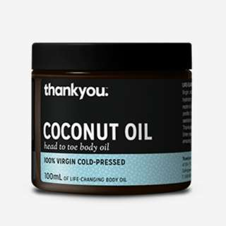COCONUT BODY OIL | 100ML