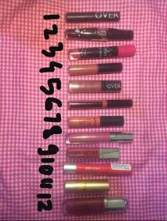 Lipstik / lipcream