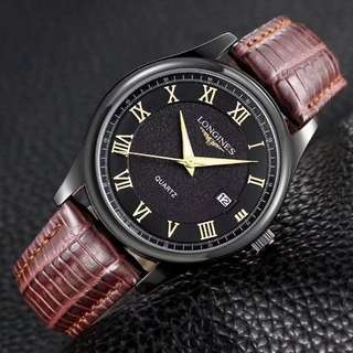 Longiness Men Casual Watch