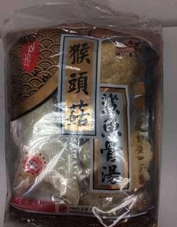 𤠣頭菇湯包