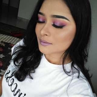 Makeup service shah alam