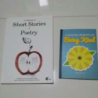 Brand new A collection of short stories & poetry