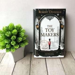 The Toymakers - Robert Dinsdale. Hardback