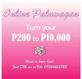 Online Paluwagan