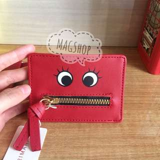 Monster Card Holder (Fendi look alike) by Primark - tempt kartu