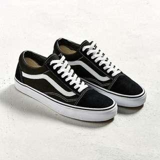 Vans Old Skool Black and White