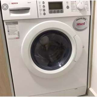 Brand New Bosch washer dryer