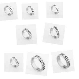 Preorder - BTS RING exc.pos