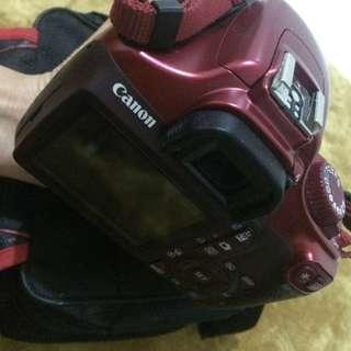 Kamera DSRL Canon EOS 1100D